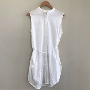 NWT H&M Tunic Tie Blouse Size 10
